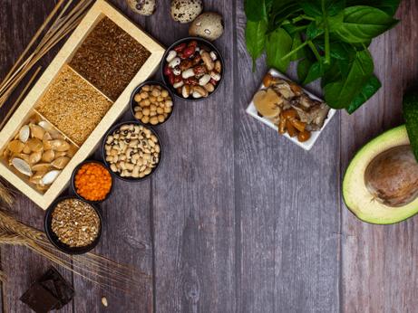 Immunsystem stärken mit Ernährung Lebensmittel mit Selen und Zink